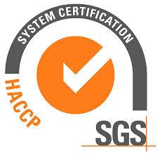 SGS HACCP logo